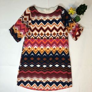 Dresses & Skirts - MULTI COLOR SUMMER DRESS